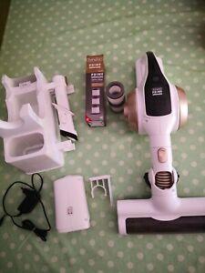 Media Shop Livington Prime Ultimate Staubsauger m. Zubehör