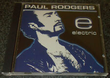 PAUL RODGERS-ELECTRIC-CD 1999-FREE-1st ISSUE SPV