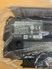 Sony AXS-R5 Portable Memory Recorder