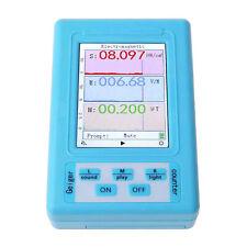 Elektromagnetischer Strahlungsdetektor LCD Professional Dosimeter Geigerzähler