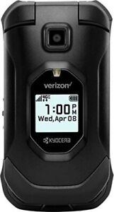 Kyocera DuraXV Extreme E4810 16GB Black (Verizon/GSM Unlocked) Smartphone