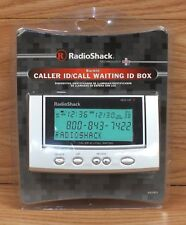 Genuine Radio Shack (43-3903) Caller Id / Call Waiting Box With Phone Line *Read