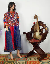 Antik nomaden kleid antique Banjara Woman's embroidered Dress Sindh Pakistan18/A