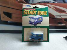 CORGI / eddie stobart /  STEADY EDDIE  - RICK VAN RENTAL - MODEL / TOY 59408