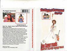 The Magical Scarecrows-By Auntie Lynn-Leo Sayer Reads-2009-[Promo]-Children-DVD