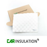 1.5m Sticky Back Car Sound Proofing Vehicle Insulation Waterproof Camper Thermal