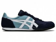 Asics Onitsuka Tiger SERRANO 1183B389 TECHNO CYAN/WHITE With shoe bag