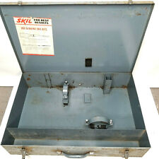 Skil 736 Roto Hammer Drill Case Demolition Heavy Duty Case Only
