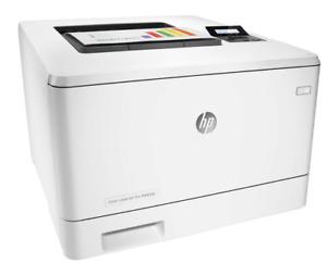 HP Colour LaserJet M452NW M452 A4 Wireless Network USB Laser Printer