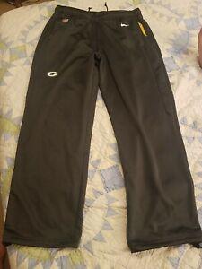 NFL On Field Nike Green Bay Packers Sweat Pants Medium EUC Training pants