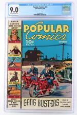 Popular Comics #43 - CGC 9.0 VF/NM - Dell 1939 - Single HIGHEST GRADE!