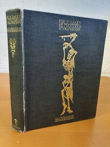 EDGAR ALLAN POE Tales of Mystery & Imagination - illus Arthur Rackham - 1st 1935