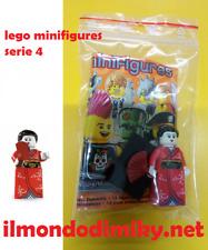 Lego Minifigures serie 4 GEISHA - nuovo