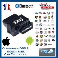 Diagnostic Auto Audi Seat Volkswagen Citroen Renault Peugeot OBD 2 Bluetooth