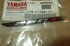 "YAMAHA YP250 R  XMAX  GENUINE  NOS  ""250i""  SIDE  COVER  EMBLEM - # 1C0-F1788-10"