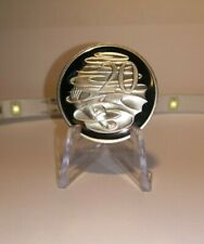 20 Cent  Proof Coin 1996 Stunning coin Rare and collectable perfect coins