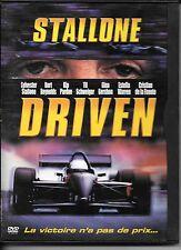 DVD ZONE 2--DRIVEN--STALLONE/REYNOLDS/GERSHON/DE LA FUENTE/PARDUE