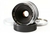 Canon 28mm F2.8 Lens w/Filter *Exc+* Leica Screw Mount LTM L39 from Japan