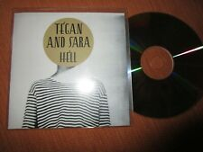 Tegan And Sara - Hell Warner Bros. Promo CD Single