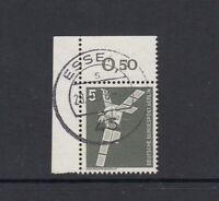 BRD Mi-Nr. 376 Eckrand / Bogenecke - gestempelt
