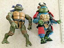 Lot FigurineS tortue Ninja  TMNT playmates toys 1990 - 2002 figure
