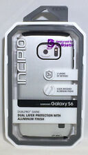 Incipio Dual Layer Aluminum Finish Case for Samsung Galaxy S6