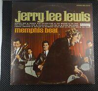 Jerry Lee Lewis – Memphis Beat (Smash Records – SRS 67079)