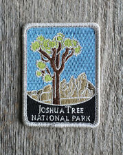 Joshua Tree National Park Souvenir Patch Traveler Series Iron-on California