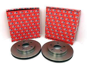 Front Brake Discs (Pair) MR2 SW20 T106068