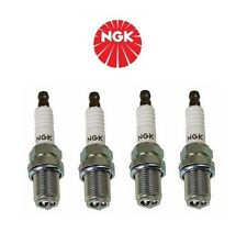 Set of 4 for Honda S2000 Acura RSX Spark Plugs NGK V Power Resistor R5671A8