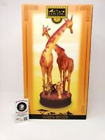 Disney D23 The Lion King 25th Anniversary Simba Nala Figure Limited Edition 650