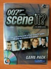 Scene It? The DVD Game, James Bond 007 Edition Game Pack TV Movie Trivia