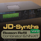 JD990 REASON REFILL 240 PATCHES NNXT & COMBINATOR 2592 SAMPLES 3GB 24bt DOWNLOAD