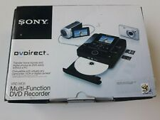 Sony DVDirect Multi Function DVD Recorder VRD-MC6