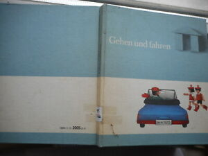 Gehen und fahren Ein Bilderbuch zur Verkehrserziehung Hermine Schäfer Klett