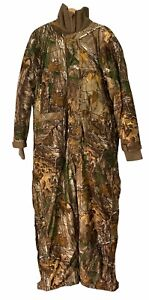 RedHead Mountain Stalker Coveralls Bone Dry XL Insulated Realtree