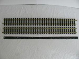 5 ft  DIAMETER BRASS CURVE TRACK ARISTO CRAFT G Scale  30110-12 pcs