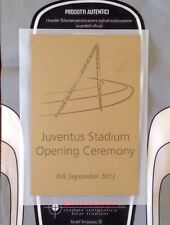 2011-12 Juventus Stadium Opening Ceremony Official Stilscreen football badge patch