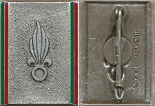 Commandement de la Légion Etrangère, dos lisse embouti, Drago H 541 (9412)