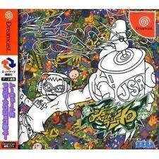 Jet Set Radio pour Dreamcast
