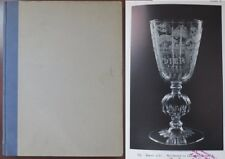 1929 Diamond Engraved Glasses 16th c Glass Buckley; 1st Edition Limited 245/ 250