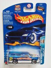 Hot Wheels 2003 Trabajo Crewsers 1/10 Dodge Ram 1500 Camión Azul