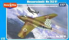 Micro me amp-Messerschmitt me-263 v1 modelo-kit - 1:72 nuevo embalaje original kit de sugerencia