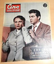 SERIE CINE ILLUSTRATO  ANNO 11°  N°  44  1955   MARIA PIAZZAI  ORIGINALE  !!!!!