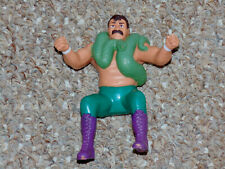 "1980s LJN WWF Wrestling Superstars Jake ""The Snake"" Roberts Thumb Wrestler"