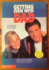 Getting Even With Dad, Jordan Horowitz. Movie Paperback Novel Macaulay Culkin