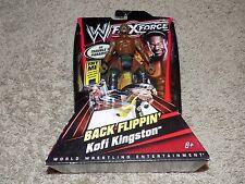 2010 WWE Flex Force Kofi Kingston Action Figure