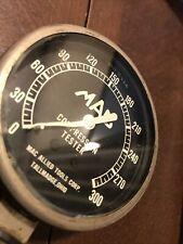 Mac Tools Engine Compression Pressure Tester Vintage 300psi No Hose Ohio Usa