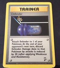 Pokemon Cards - 2x Defender #109/130 BASE 2 Set [NM+] (2000)