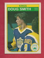 1982-83 OPC # 160 KINGS DOUG SMITH  ROOKIE EX-MT CARD